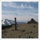 山頂(6月)