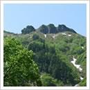 三方岩岳(7月)