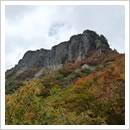 秋の飛騨岩(10月)